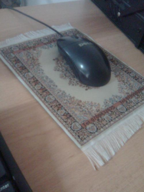 My Mouse pad